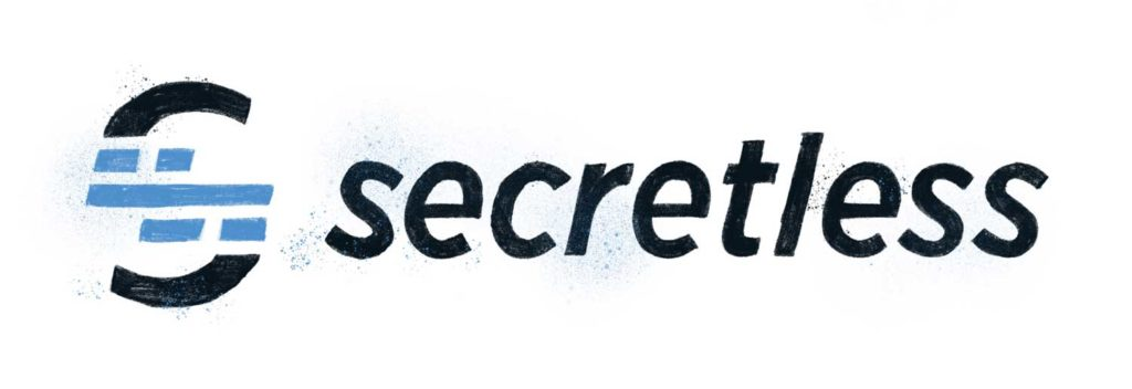 secretless-logo-illustration